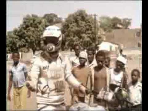 Paris Dakar 1981 & Auriol winning