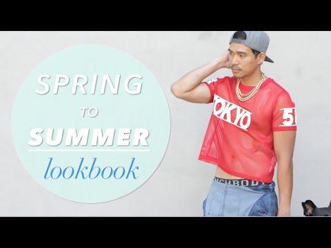 b41fb8635adc Spring to Summer Lookbook