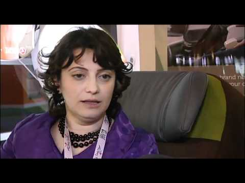 Ayse Misirli Mirza, General Manager, Turkish Airlines, Middle East @ ATM 2011