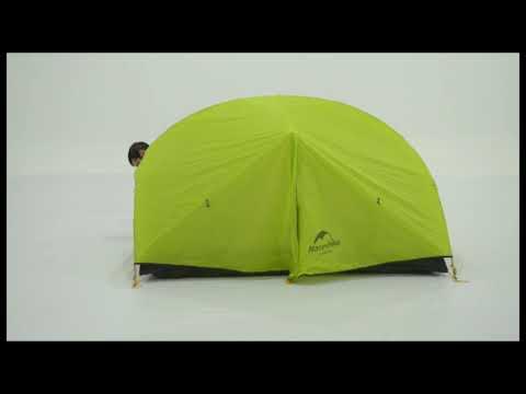 Mongar Tent Installation Video