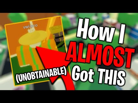 How I ALMOST Got OMT | Roblox A Bizarre Day