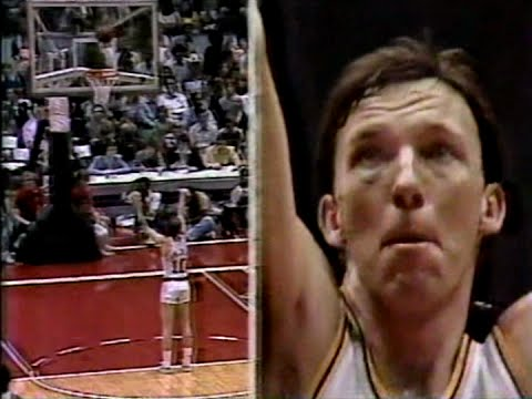 Mike Dunleavy Sr. (28pts) vs. Celtics (1981 Finals) (Game 4)