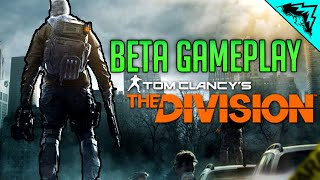 The Division Gameplay Multiplayer & Campaign BETA Part 1 XBOX ONE (Tom Clancy