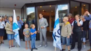Opening Huis van de Stad 2 september 2017