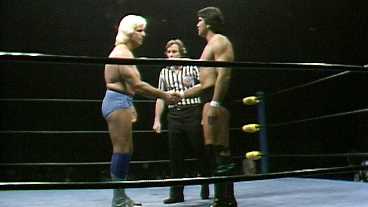Ric Flair vs. Ricky Steamboat forgotten classic unearthed in rare ...