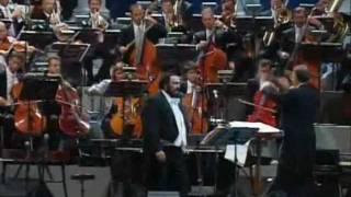 Luciano Pavarotti Benvenuti Ave Maria