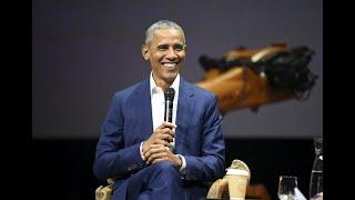 Obama, John Legend attend MBK Rising! conference