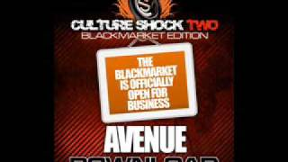 LOMATICC - AVENUE Culture Shock 2 Black Market !!!BRAND NEW SINGLE!!!!