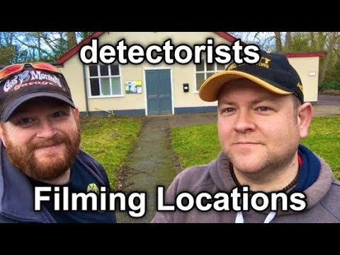 Detectorists Filming Locations in Framlingham