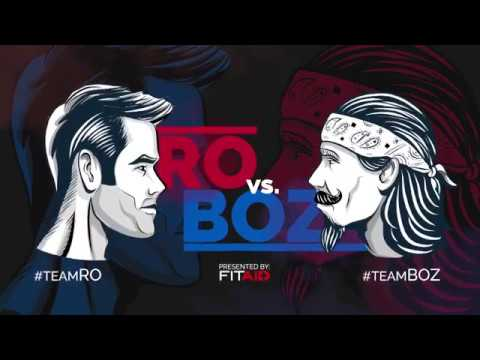Ro Vs Boz - Open Workout 18.2