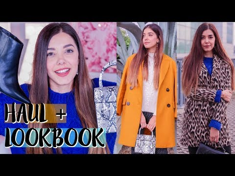 MEGA SHOPPING PER L'INVERNO: HAUL MANGO + LOOKBOOK (VESTITI INDOSSATI) | Vanessa Ziletti