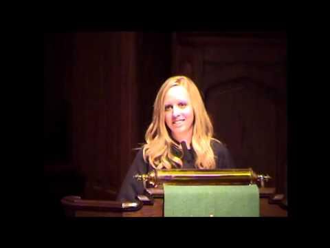 "FCCGE - ""Maritime Law"" - Emily Davis, Seminary Intern"