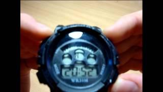 Налаштування годинника S-SPORT