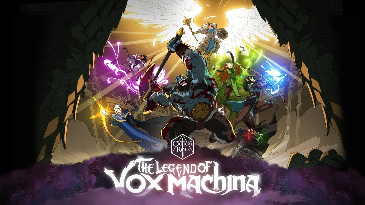 The Legend Of Vox Machina Kickstarter Is Live