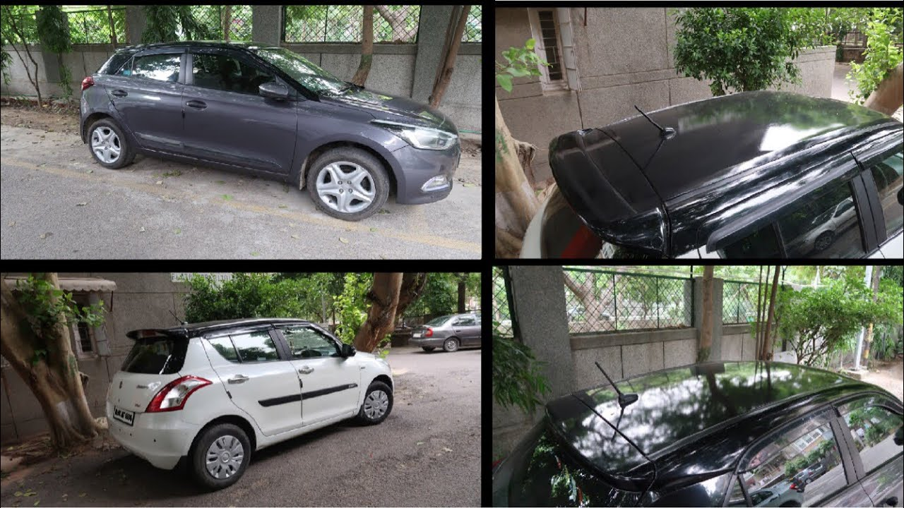 My Car S Roof Wrapping Wrapping Your Car Roof Is Safe Car Roof Wrapping Cost Maruti Swift Youtube