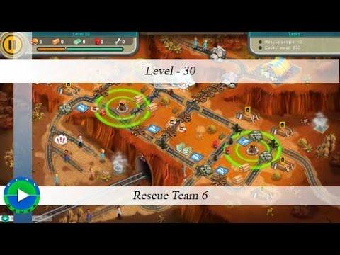 Rescue Team 6 CE - Level 30  
