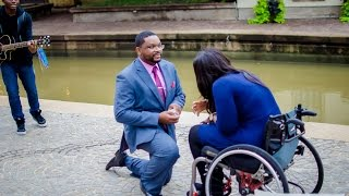 Our Proposal Video: Amen & Lizzy