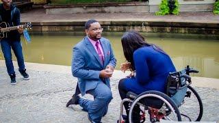 Our Proposal Video: Amen & Lizzy