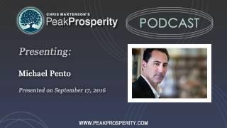 Michael Pento: The Coming Bond Bubble Collapse