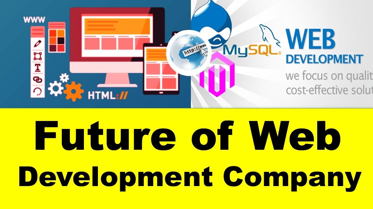 Scope of web development in India | Future of Web Development Company