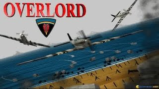 Operation Overlord gameplay (PC Game, 1994)
