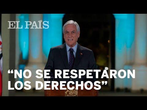 "Sebastián Piñera: ""Hubo"