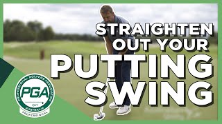 Quick and Easy Drill for Consistent Putting   Australian Unity Golf Tips
