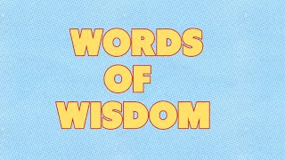 Words Of Wisdom Episode 2 -- Sex Tape With Don Knotts: Scandal and Branding Part One