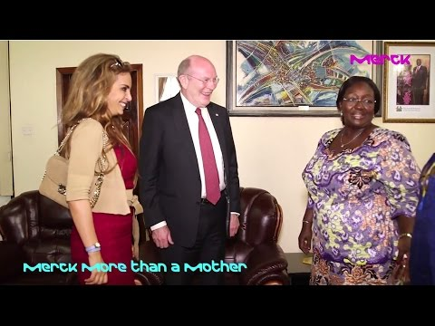 Merck marks International Women's Day with the First Lady of Sierra Leone