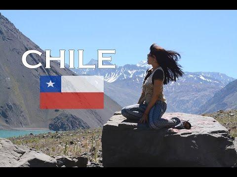 Travel Vlog: Chile (Santiago, Cajón del Maipo, Viña del Mar & Valparaíso