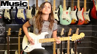 Fender Jimi Hendrix Stratocaster 2015 Demo