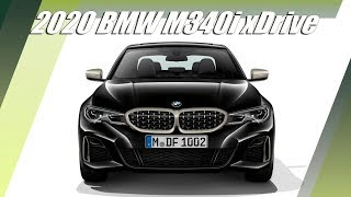 2020 BMW M340i xDrive Sedan Overview