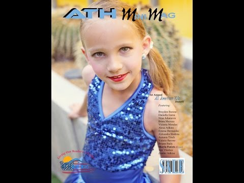 Issue #41 All American Kids-All American Kids Calendar Talent Issue