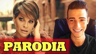Alessandra Amoroso - Sul ciglio senza far rumore | PARODIA
