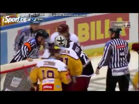 HC Sparta Praha- HC Dukla Jihlava 6:5pp