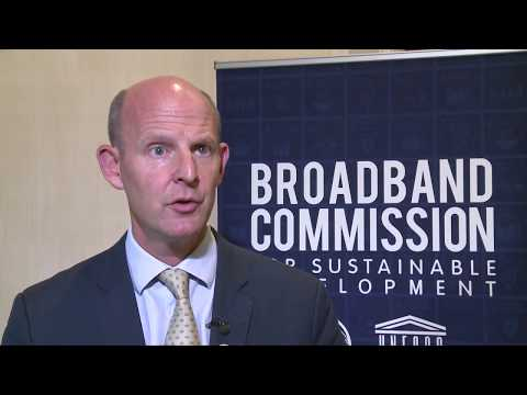 Rupert Pearce: Broadband Commissioner and CEO, Inmarsat