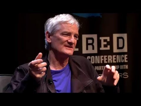 James Dyson on Failure, Engineering, and College Grads
