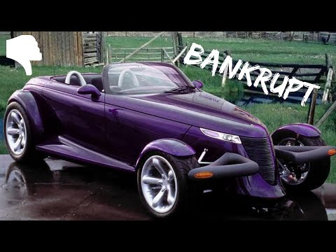 5 Cars That BANKRUPT Their Companies