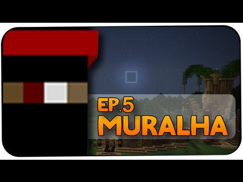 Minecraft TaB EP5 - Muralhas