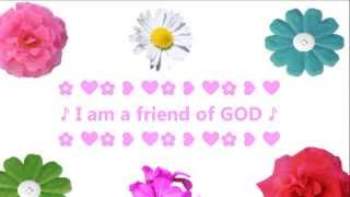 ♡♬❀Friend of GOD by Women of Faith❀♬♡