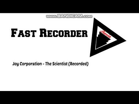 Joy Corporation - The Scientist (Recorded)