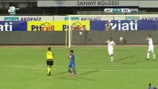 Türkiye Kupası 2014 2015 Antalyaspor 1 BB Erzurumspor 3
