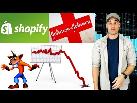 shopify-and-j&j-stock-crash-after-secondary-offering-and-baby-powder-containing-asbestos?!