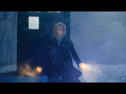 Doctor Who: The Doctor starts to Regenerate - Christmas Special 2017