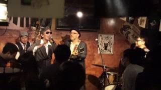 2017.4.14 Cluracan in Koenji, Toko Kansas city band featuring Adam ...