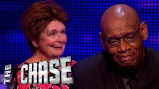 The Chase | Poppy Thanks The Dark Destroyer for Getting a Question Wrong in Her Head-to-Head