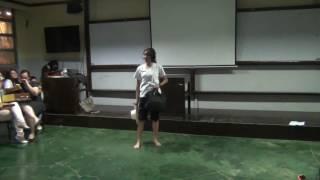 Crispin Monologue