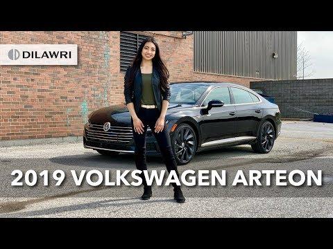 2019 Volkswagen Arteon: OVERVIEW