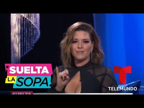 En exclusiva, Alicia Machado muestra su propia corona | Suelta La Sopa | Entretenimiento