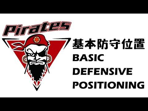 Inline Hockey Basic Defensive Positioning